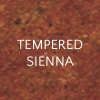 Tempered sienna