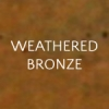 Weathered bronze