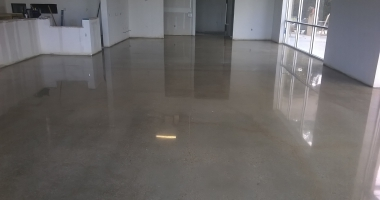 polished concrete san antonio