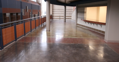 polished concrete education