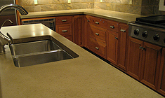 Concrete Countertops: Premium Finish
